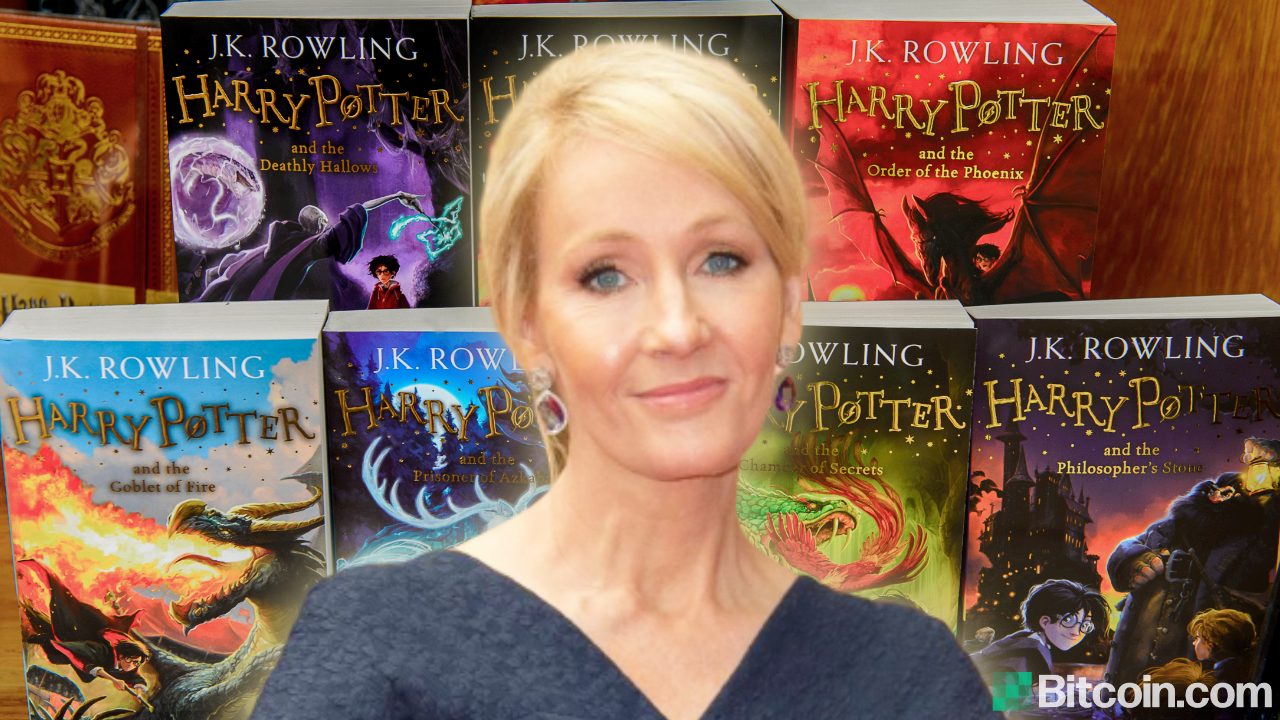 Bitcoin Explained for JK Rowling and Other Muggles