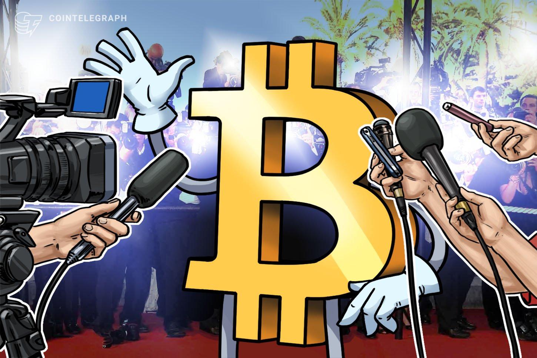 """I Can't Wait to Throw Up Less Bitcoin,"" Says Bitcoin Cartoon Hero"