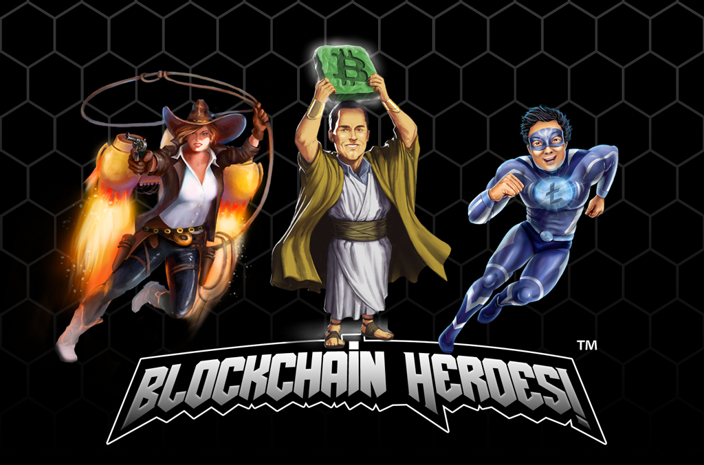 'Blockchain Heroes' Collectibles Are Based on Real Crypto Personalities