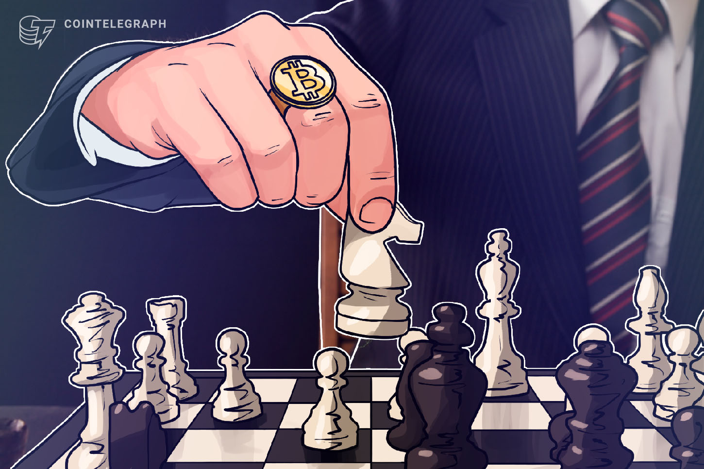 Greatest Chess Player of All Time Backs Bitcoin