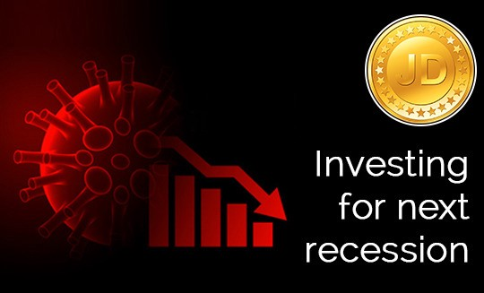 Jd coin blog for Investing for the next recession.
